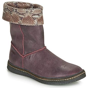 kengät Tytöt Saappaat Ramdam CRACOVIE Bordeaux