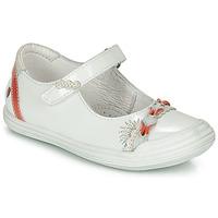 kengät Tytöt Balleriinat GBB MARION Valkoinen