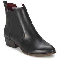 kengät Naiset Bootsit Tamaris DANA Black