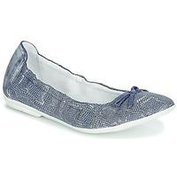 kengät Tytöt Balleriinat Ramdam KIKI Blue