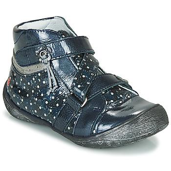 kengät Tytöt Bootsit GBB NADETTE Laivastonsininen