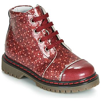 kengät Tytöt Bootsit GBB NEVA Red