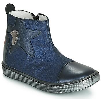 kengät Tytöt Bootsit GBB LIAT Laivastonsininen