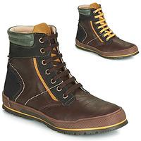 kengät Pojat Bootsit Achile MANUEL Brown