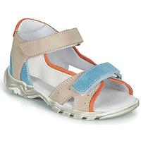 kengät Pojat Sandaalit ja avokkaat GBB PHILIPPE Beige