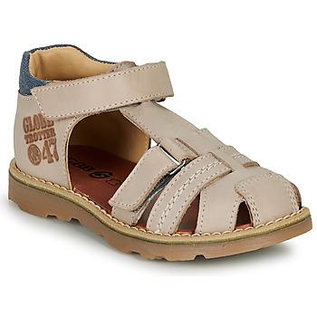 kengät Pojat Sandaalit ja avokkaat GBB PINO Grey