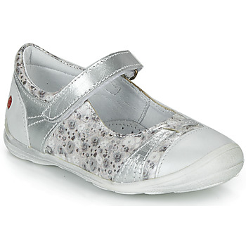 kengät Tytöt Balleriinat GBB PRINCESSE Hopea