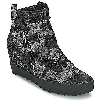 kengät Naiset Bootsit Kennel + Schmenger ALISA Grey