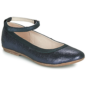 kengät Tytöt Balleriinat Achile DANIELA Laivastonsininen