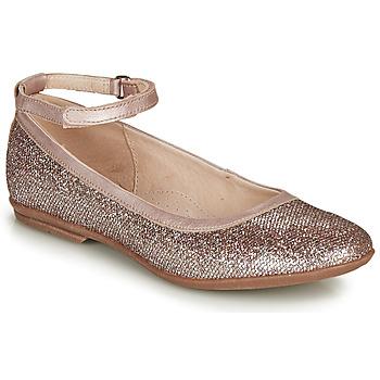 kengät Tytöt Balleriinat Achile DANIELA Pink