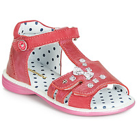 kengät Tytöt Sandaalit ja avokkaat Catimini PUCE Pink