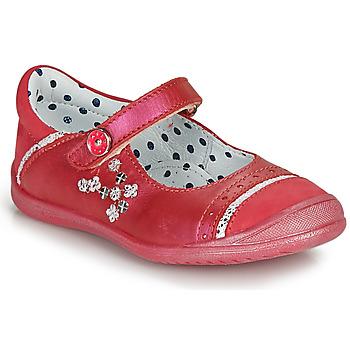 kengät Tytöt Balleriinat Catimini PIPISTRELLE Pink
