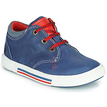 kengät Pojat Matalavartiset tennarit Catimini PALETTE Blue
