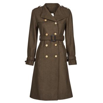 vaatteet Naiset Paksu takki Betty London LIPIUS Ruskea
