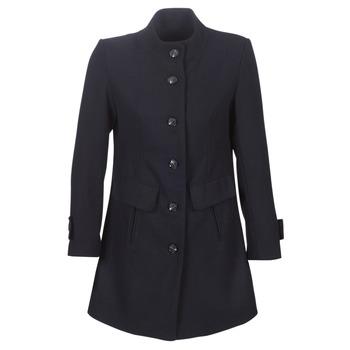 vaatteet Naiset Paksu takki Casual Attitude LYSIS Laivastonsininen