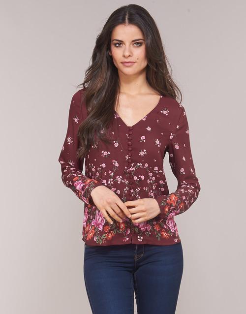 vaatteet Naiset Topit / Puserot Casual Attitude LICINIA Bordeaux