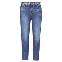 vaatteet Naiset Boyfriend-farkut Armani Exchange 6GYJ16-Y2MHZ-1502 Blue