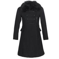 vaatteet Naiset Paksu takki Moony Mood LITELA Black