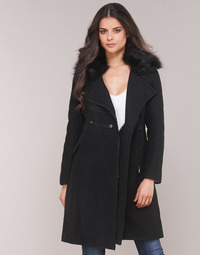 vaatteet Naiset Paksu takki Moony Mood LITELA Musta