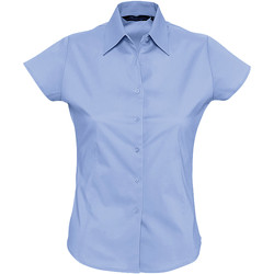 vaatteet Naiset Paitapusero / Kauluspaita Sols EXCESS CASUAL WOMEN Azul