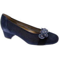 kengät Naiset Korkokengät Calzaturificio Loren LO60851bl blu