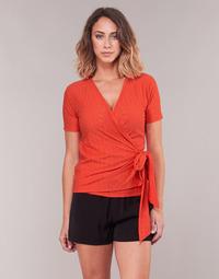 vaatteet Naiset Topit / Puserot Moony Mood KOUGE Punainen