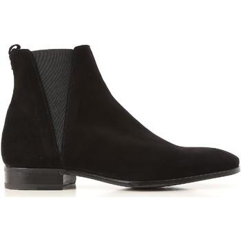 kengät Miehet Bootsit D&G A60176 AU998 80999 nero