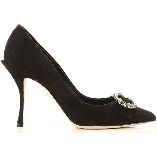 kengät Naiset Korkokengät D&G CD1072 A1275 80999 nero