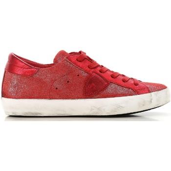 kengät Naiset Matalavartiset tennarit Philippe Model CLLD XM89 rosso