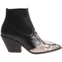 kengät Naiset Nilkkurit Casadei 1Q613L0601X496E45 nero