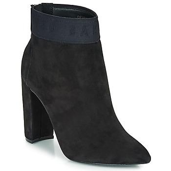 kengät Naiset Nilkkurit Ted Baker PRENOM Black