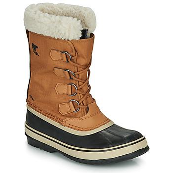 kengät Naiset Talvisaappaat Sorel WINTER CARNIVAL Camel
