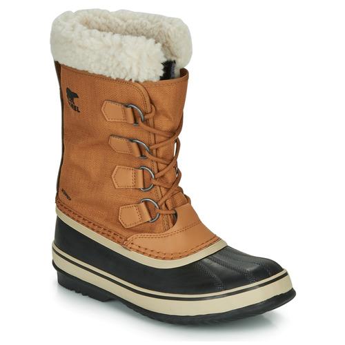 kengät Naiset Talvisaappaat Sorel WINTER CARNIVAL Kamelinruskea