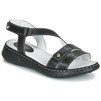 kengät Naiset Sandaalit André ALIX Black