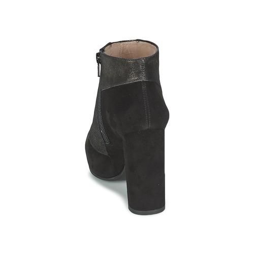 Unisa SAFIR Black 1538632 Naisten kengät