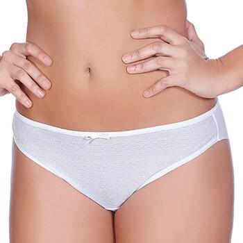 Alusvaatteet Naiset Pikkuhousut Freya AA1845 WHE Valkoinen
