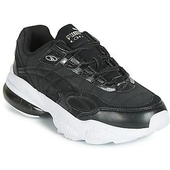 kengät Naiset Matalavartiset tennarit Puma CELL VENOM HYPERTECH Black / White