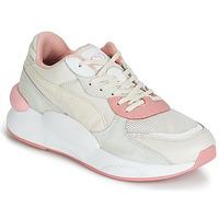 kengät Naiset Matalavartiset tennarit Puma RS-9.8 Beige