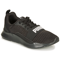 kengät Matalavartiset tennarit Puma PUMA WIRED.BLK Black