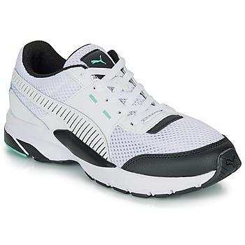 kengät Matalavartiset tennarit Puma FUTURE RUNNER PREMIUM Valkoinen / Musta