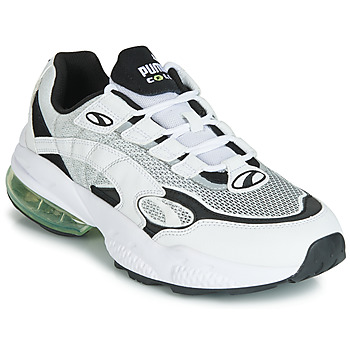 kengät Miehet Matalavartiset tennarit Puma CELL VENOM White / Black