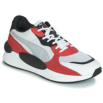 kengät Miehet Matalavartiset tennarit Puma RS-9.8 TN SPACE Valkoinen / Punainen