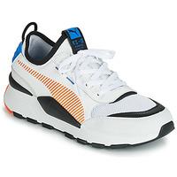 kengät Miehet Matalavartiset tennarit Puma RS-0 RE-REIN MU White
