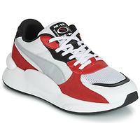 kengät Lapset Matalavartiset tennarit Puma RS-98 SPACE JUNIOR White / Red