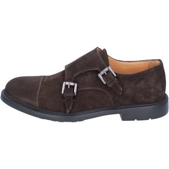 kengät Miehet Derby-kengät & Herrainkengät Zenith classiche camoscio Marrone