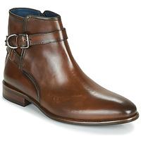 kengät Miehet Bootsit Brett & Sons ROBERTO Cognac