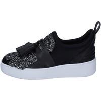 kengät Naiset Tennarit My Grey Mer BS626 Musta