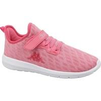 kengät Tytöt Matalavartiset tennarit Kappa Gizeh K Vaaleanpunaiset