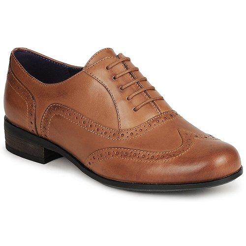 kengät Naiset Derby-kengät Clarks HAMBLE OAK Brown