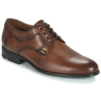 kengät Miehet Derby-kengät Lloyd LADOR Cognac